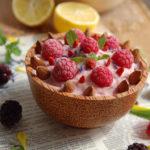 Strawberry Nice Cream