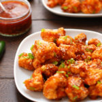 Sweet and Spicy Cauliflower