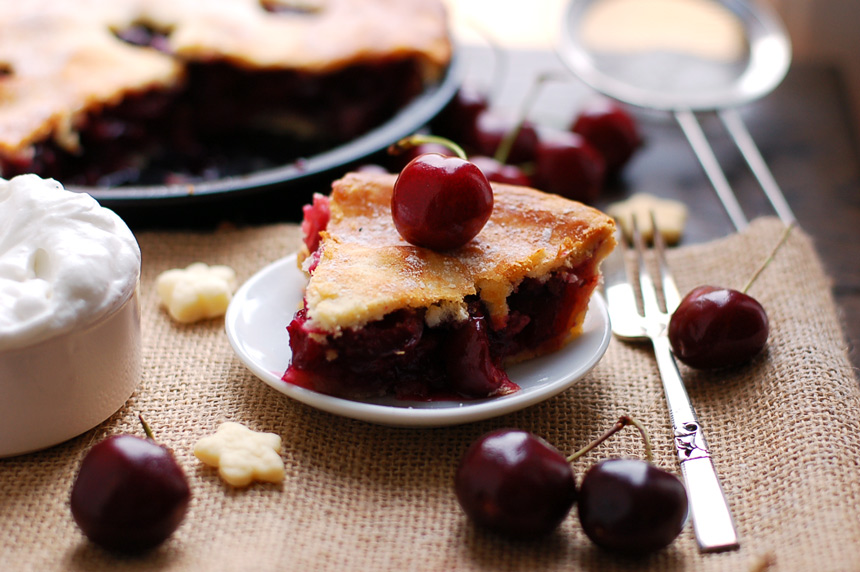 Cherry Pie Coconut Cream