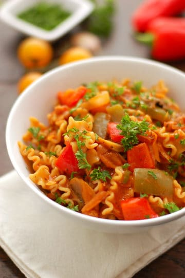 Spicy-Pasta-Bowl-Mexican-Style