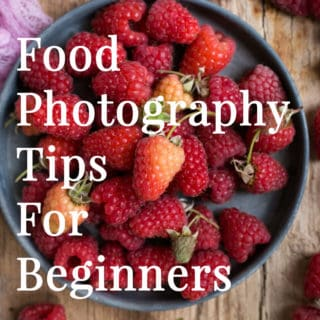 Summer Fruit | Food Photography Tips For Beginners- Bonus Material! Sign up now and receive a mini- series full of handy tips! | via @annabanana.co