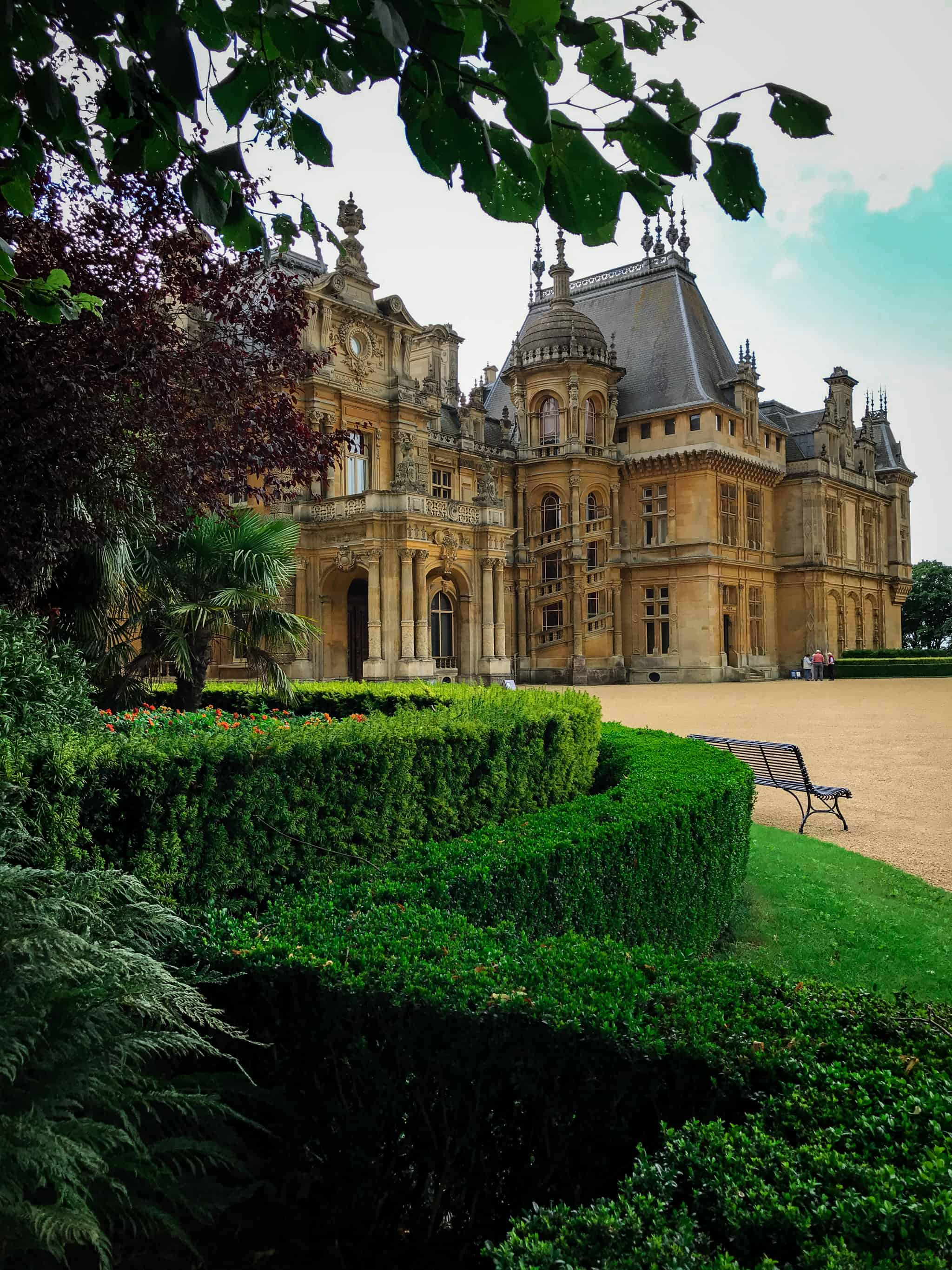 Road Trip to Buckinghamshire and Waddesdon manor | via @annabanana.co