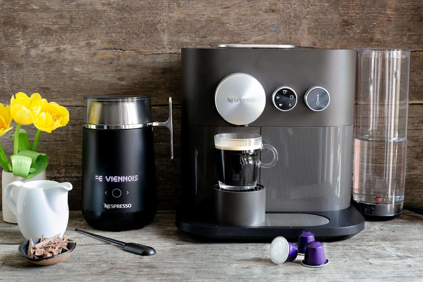 Nespresso Expert and Nespresso Barista recipe maker #coffeerecipe #coffee | via @annabanana.co