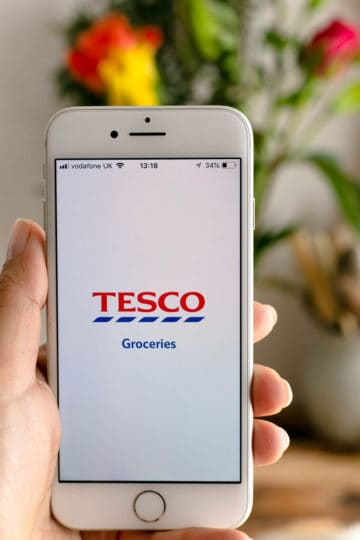Shopping for groceries have never been easier with Tesco latest app and its tools!
